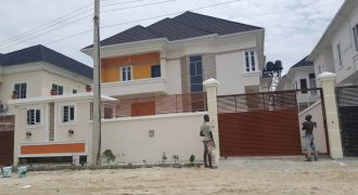 Executive Detached Duplex Property For Sale In Oral Estate Lekki Lagos