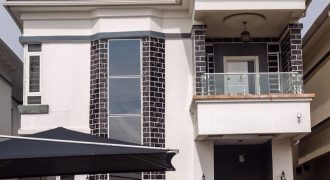 DETACHED DUPLEX FOR SALE @ CHEVYVIEW ESTATE BY CHEVRON-DRIVE LEKKI LAGOS.