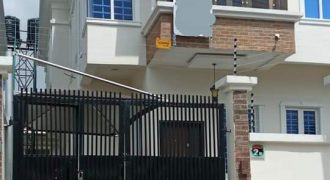 Luxury Duplex For Sale At Lekki County Estate Ikota With Governors Consent.