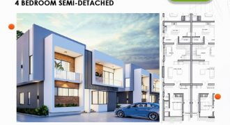 Homes Of Different Apartments For Sale At Sangotedo And Ibeju-Lekki Lagos.