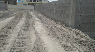 PROPERTY FOR SALE AT TRILLION PARK ESTATE IN IBEJU-LEKKI LAGOS.