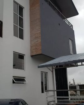 New 6 Bedrooms Duplex Mansion For Sale In Lekki Phase 1 With Marble.