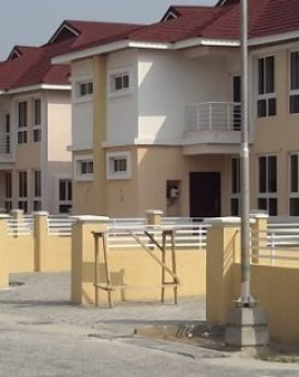 Newly Built 5 Bedrooms Duplex For Sale In Ikate Elegushi Lekki Lagos