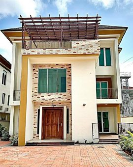 6 Bedrooms For Sale In Banana Island Ikoyi Lagos